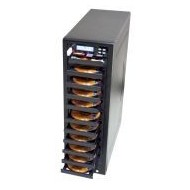 ADR X-Tower Flash/USB to disc duplicator with 7 targets