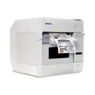 EPSON TM- C3400 (032): ETHERNET, PS, ECW Impressora de etiquetas a cores
