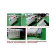 CISS: Sistema Impressão contínua - Continuous ink supply system, tinta oem